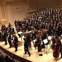 Oratorio Society Of New York Announces Update To 2019-20 Season Photo