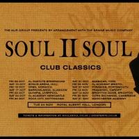 Soul II Soul Announce 'Club Classics' UK Tour Photo