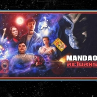 Sci-Fi Horror Sequel MANDAO RETURNS Streams for the Holidays Photo