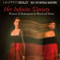 HER INFINITE VARIETY to be Presented at the United Solo Festival Photo