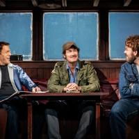 BWW Review: THE SHARK IS BROKEN, Ambassadors Theatre Photo