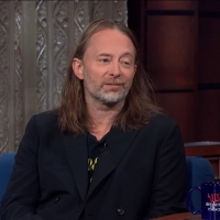 VIDEO: Watch Thom Yorke on THE LATE SHOW WITH STEPHEN COLBERT Video