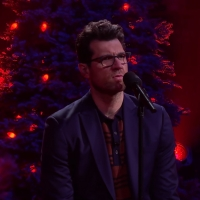 VIDEO: Billy Eichner Performs 'Miss You Most (At Christmas Time)' on THE LATE LATE SH Photo