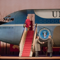 BWW Reviews: A Great Week for Haircuts at the Met, from BARBIERE to NIXON Photo