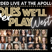 Roles We'll Never Play - Recorded Live At The Apollo Theatre To Stream Again In  Marc Photo