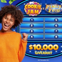 Jam City & Fremantle Partner to Bring FAMILY FEUD to 'Cookie Jam' Photo