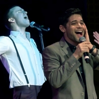 Showtune Shuffle: Broadway's Leading Men Sing 'Something's Coming' Photo