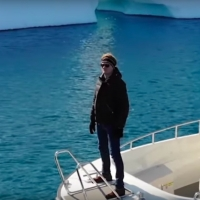 VIDEO: Conan Arrives in Greenland to Follow Up on Trump's Plan to Buy the Country Video