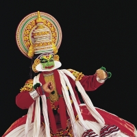 BWW dance link: KATHAKALI CLASSICAL INDIAN DANCE LESSON IN HAND WASHING at H/T Barbar Photo