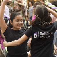 Ballet Hispanico Holds 3rd Annual A La Calle Block Party