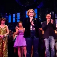 VIDEO: Casey Nicholaw and Caitlin Kinnunen Give Emotional Speeches at THE PROM's Final Curtain Call