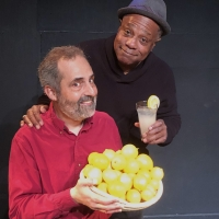 Brian Copeland & Charlie Varon Star In THE GREAT AMERICAN SH*T SHOW Photo