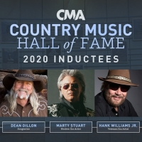 Dean Dillon, Marty Stuart and Hank Williams Jr. Announced for The Country Music Hall Photo