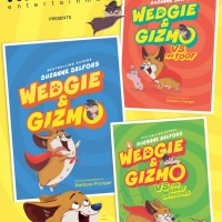 Kinsane Entertainment Acquires Rights for Book Trilogy WEDGIE AND GIZMO By Suzanne Se Photo