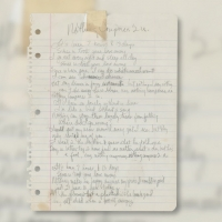 Prince's Handwritten Lyrics for 'Nothing Compares 2 U' Sold for $150,986 at Auction Photo