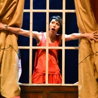 Ellie Morris Talks THE PLAY THAT GOES WRONG at The Duchess Theatre