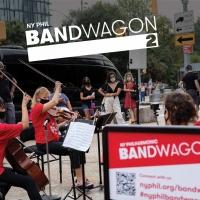 VIDEO: NY Philharmonic Prepares For Bandwagon Concerts Photo