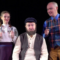 Centenary Stage Company's Fringe Festival Continues With TEVYE SERVED RAW: GARNISHED  Photo
