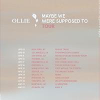 Ollie Announces US Tour Dates
