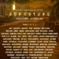 DEPARTURE Announces Adam Beyer, Peggy Gou, Dubfire, and More For Mexico Festival