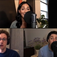 VIDEO: Samantha Massell, Ben Fankauser and Alex Wyse Celebrate Rosh Hashanah in Song Photo