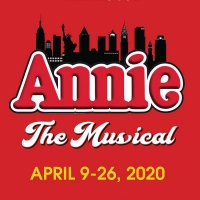 ANNIE THE MUSICAL Comes to The Lake Worth Playhouse