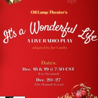 Oil Lamp Theater Presents IT'S A WONDERFUL LIFE: A LIVE RADIO PLAY Photo