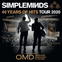 Simple Minds Bring Their '40 Years Of Hits Tour' To Australia Photo
