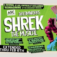 SHREK THE MUSICAL Extended at Area Stage Company Photo