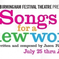 The Cast of SONGS FOR A NEW WORLD Share Creative Insights at Birmingham Festival Theatre