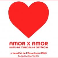 Más de 100 artistas participan en la jornada solidaria AMOR X AMOR Photo