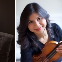 Bard College Conservatory of Music Appoints Violinists Gil Shaham and Adele Anthony t Photo