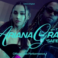 Ariana Grande Releases 'safety net' Featuring Ty Dolla Sign Photo