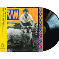 Paul & Linda McCartney 'RAM' 50th Anniversary Limited Edition Vinyl Set for Release M Photo