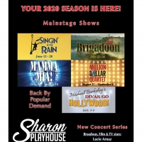 Sharon Playhouse Has Announced its 2020 Season Photo