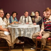 BWW Review: A Sure-Footed BRIGHTON BEACH MEMOIRS at Vagabond Players Photo