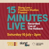 Slung Low And Freedom Studios Team Up To Premiere Six New Short Plays For Radio Photo