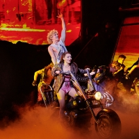 BAT OUT OF HELL - THE MUSICAL Will Tour the UK and Ireland Beginning in September 202 Photo