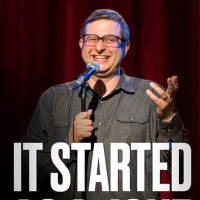 Eugene Mirmans' Documentary IT STARTED AS A JOKE is Out Now Photo