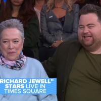 VIDEO: Kathy Bates and Paul Walter Hauser Talk About Golden Globe Nominations on GOOD Video