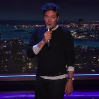 VIDEO: Jimmy Fallon Sings 'It's Beginning to Look a Bit like Normal' As THE TONIGHT SHOW R Photo