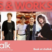 Writers Of HADESTOWN, SIX And FUN HOME Join Workshop Series From Chalk Dramaturgy Photo