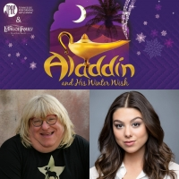 Bruce Vilanch And Kira Kosarin To Star In ALADDIN AND HIS WINTER WISH At Nashville's TPAC
