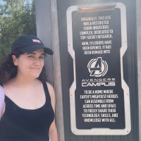 BWW Blog: A Most Thorough Review of Disneyland's Avengers Campus Photo