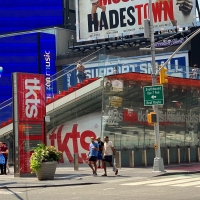 Times Square TKTS Booth Reopens Today