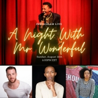 A NIGHT WITH MR. WONDERFUL Goes Virtual Next Week Photo