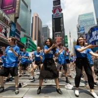 TAP IT OUT Returns to Times Square This July Photo