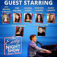 VIDEO: Joshua Turchin's THE EARLY NIGHT SHOW Releases New Episode Featuring Lily Broo Photo