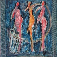 The Charalampous Collection Art Exhibit On Display At The Czech Center Museum Next Month