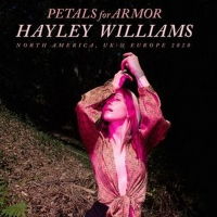 Hayley Williams Announces 'Petals For Armor Tour' Photo